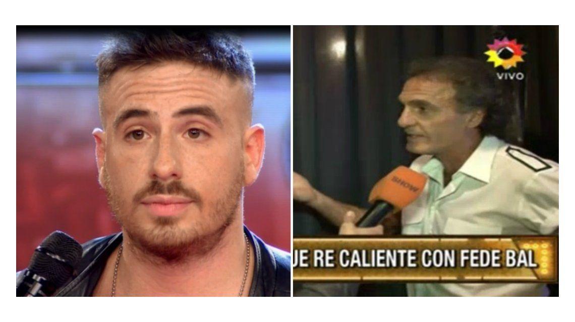 Oscar Ruggeri vs Fede Bal: La televisión crea monstruitos que piensan que tienen impunidad