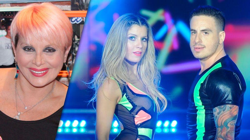 Carmen Barbieri: Me encantaría que Fede y Laurita estén de novios