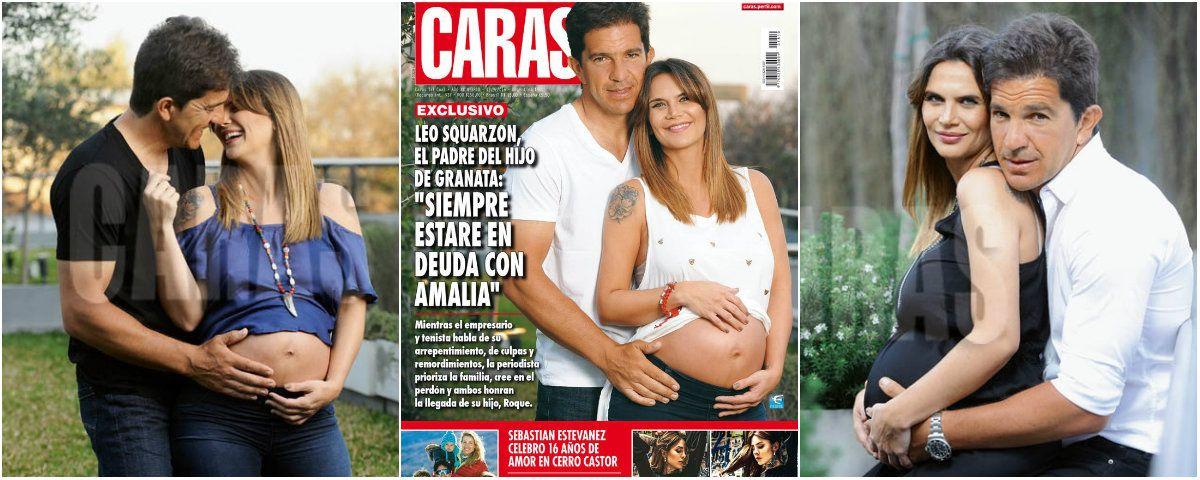 Squarzon habla de amor, prueba de ADN y Pau Linda: Siempre estaré en deuda con Amalia