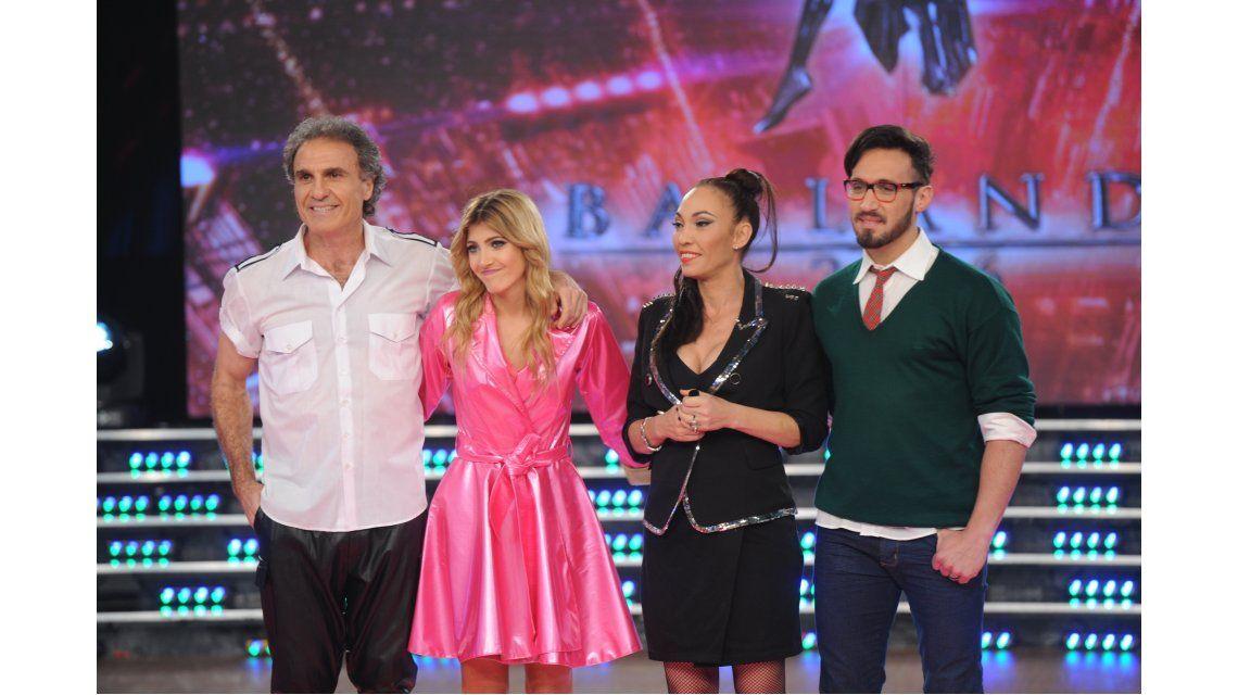 Ernestina quedó eliminada del Bailando y se suman Lizy Tagliani, Barbie Vélez y Nicole Neumann