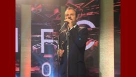 Gustavo Sylvestre se llevó el premio como mejor conductor por Minuto uno, en C5N