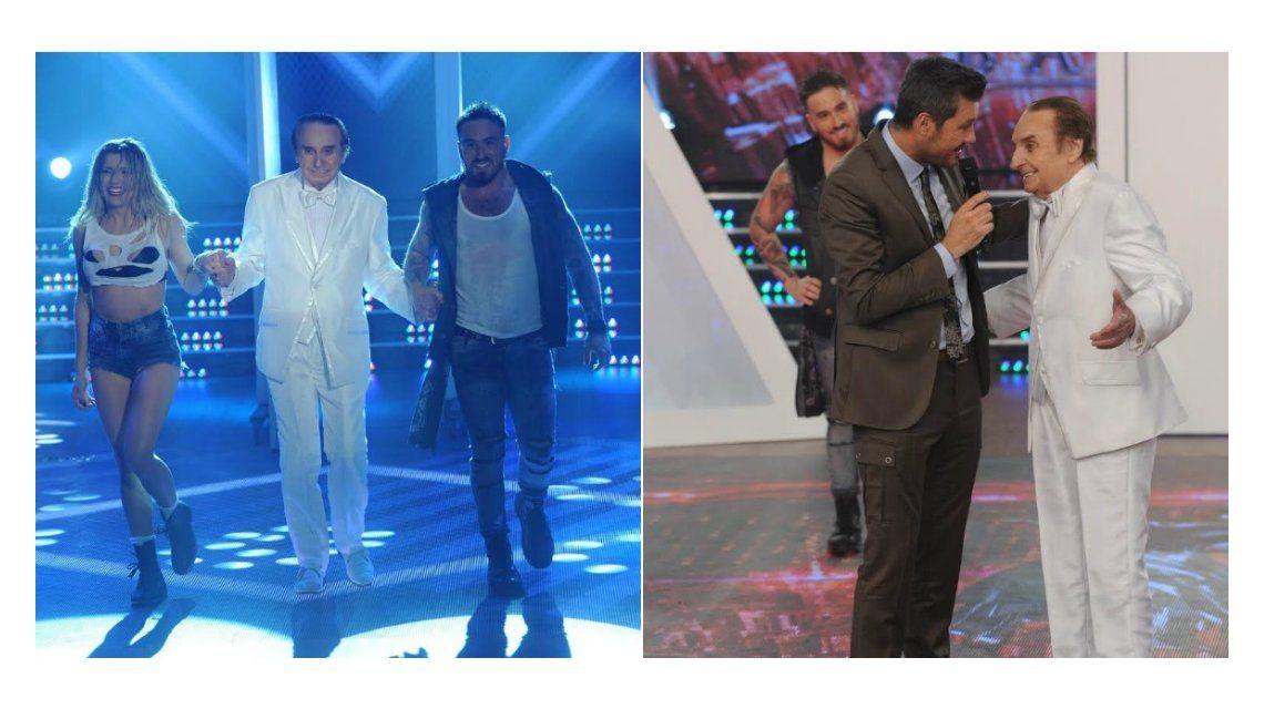 Emocionante coreografía de Santiago y Fede Bal: No quería partir sin antes compartir un momento con mi hijo