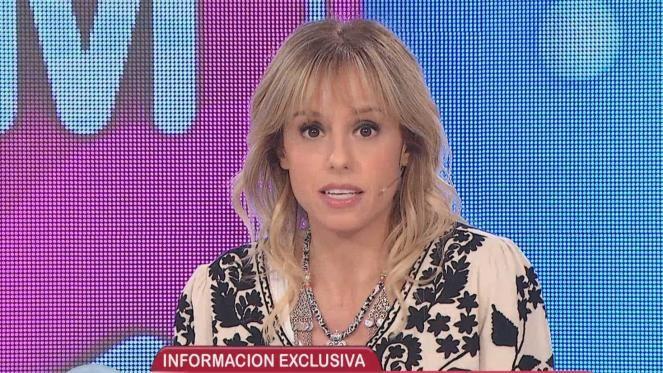 Mariana Fabbiani obtuvo una cautelar contra dos buscadores: Es violento verse en sitios porno