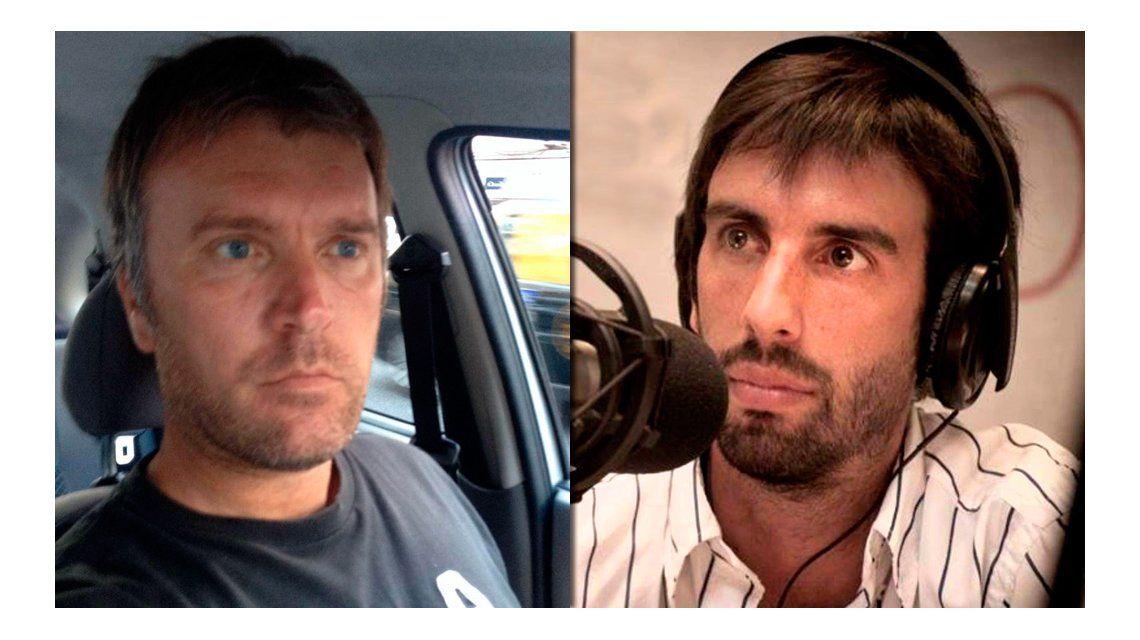 Por una nota a Daniel Passarella, Pablo Calvari cruzó a Flavio Azzaro: Te voy a buscar a la radio