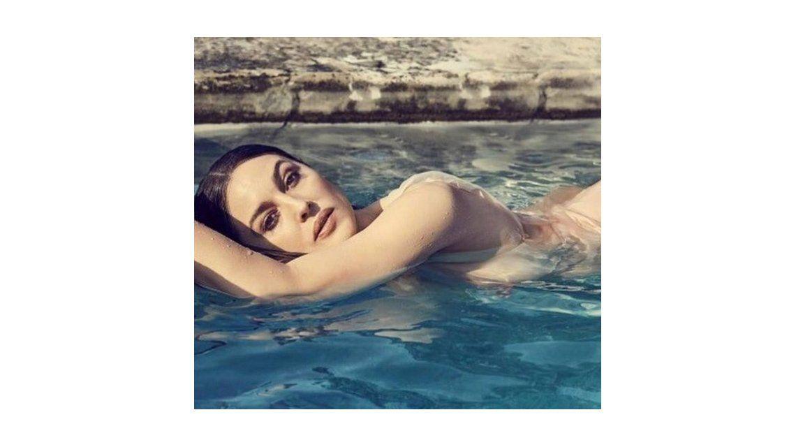 El desnudo de Monica Bellucci a los 51 años: El sexo después de los 50 es magnífico