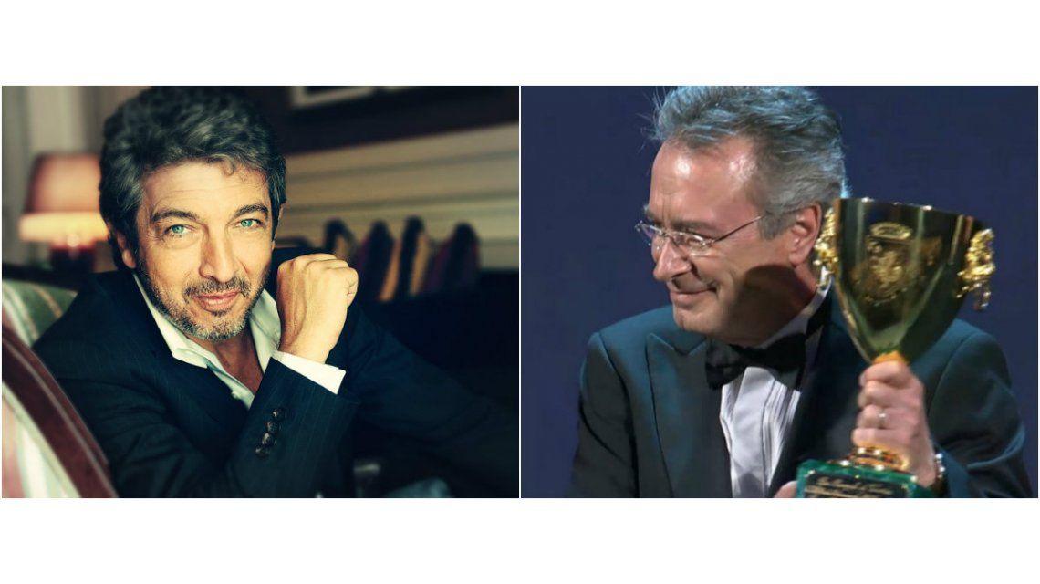 El mensaje de Darín a Oscar Martínez y la emoción del actor: Pensé en mis padres que ya no están