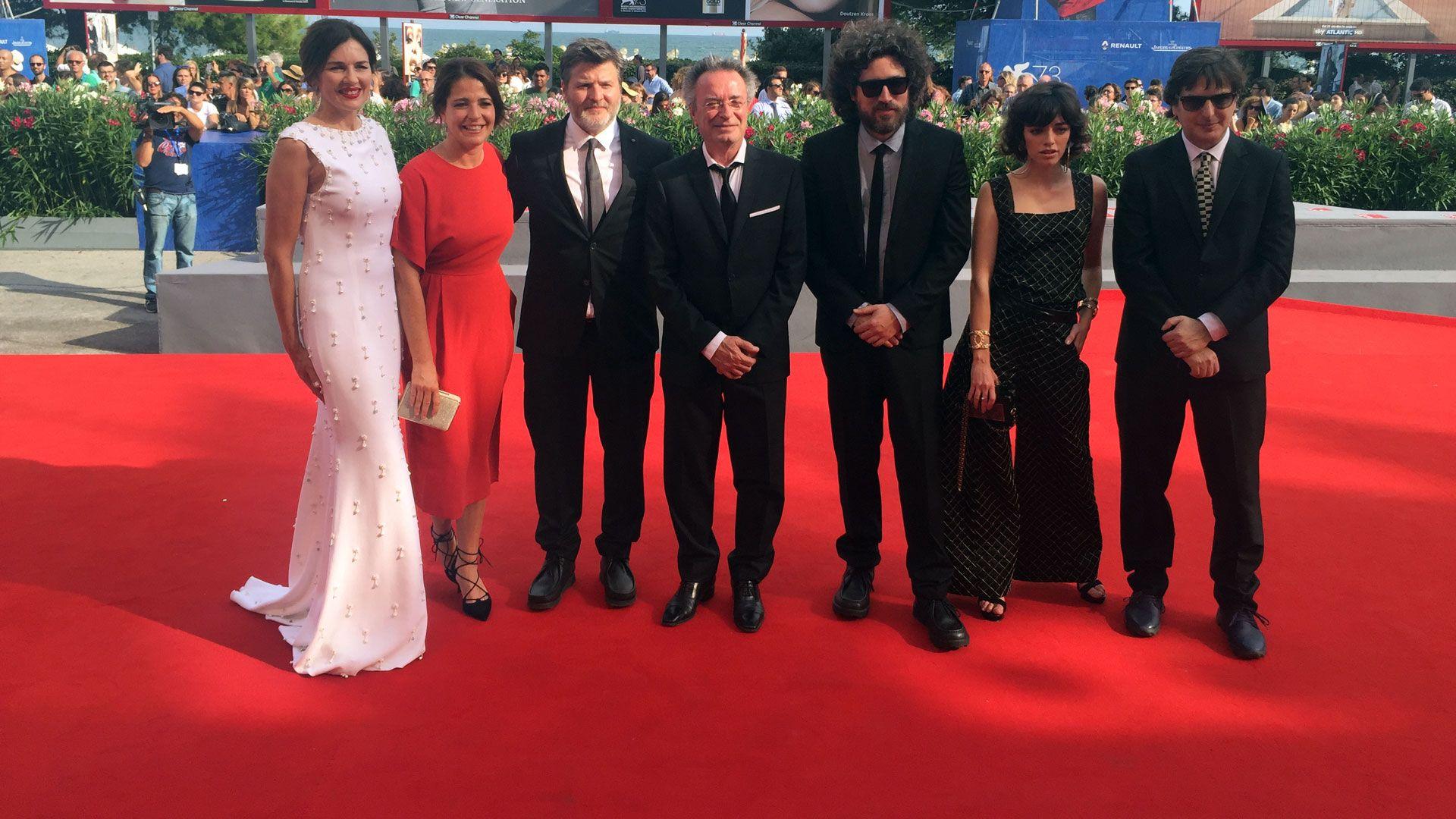 Oscar Martínez ganó el premio a mejor actor en el Festival Venecia por su papel en El Ciudadano Ilustre