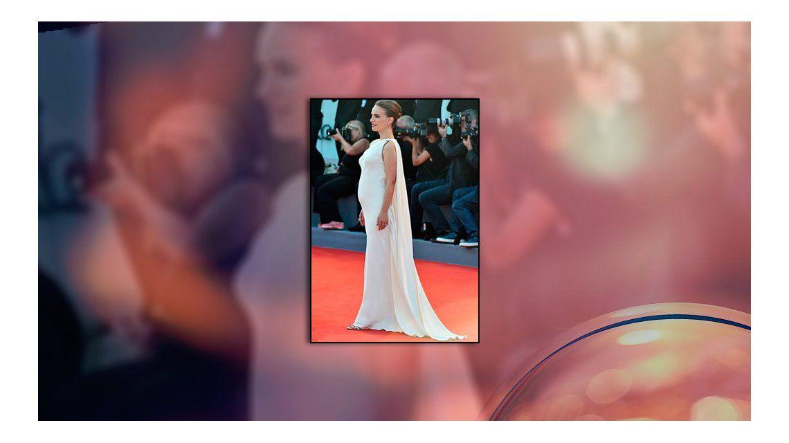 Natalie Portman está embarazada: el look que confirmó la noticia