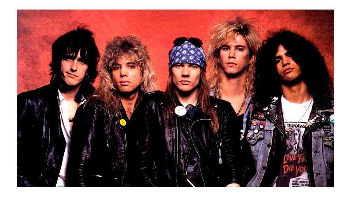 Por entradas agotadas, los Guns N Roses agregaron un nuevo show en Argentina