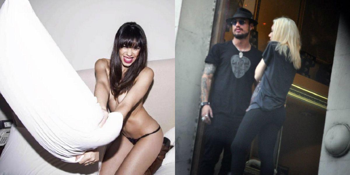 La chica Playboy que quiere conquistar Daniel Osvaldo es la mejor amiga de Militta Bora