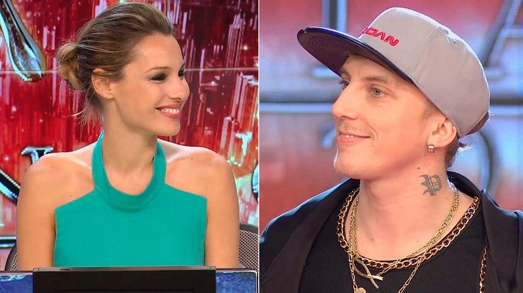 El Polaco contó que soñó con Pampita ¡y ella lo apuró en vivo!: ¿Y ahora?
