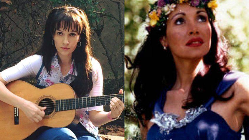 Emocionante reacción de la nieta de Gilda cuando vio a Natalia Oreiro personificando a la cantante