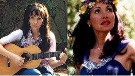 Emocionante reacción de la nieta de Gilda cuando vio a Oreiro como la cantante