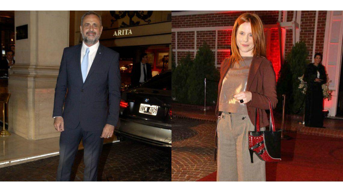 Jorge Rial habló de la compañía de Agustina Kampfer en su internación: La vi llorar, estaba muy preocupada