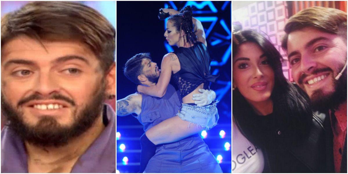 Diego Junior bailó el reggaetón soltero: pícara reacción por la ausencia de su mujer en el estudio