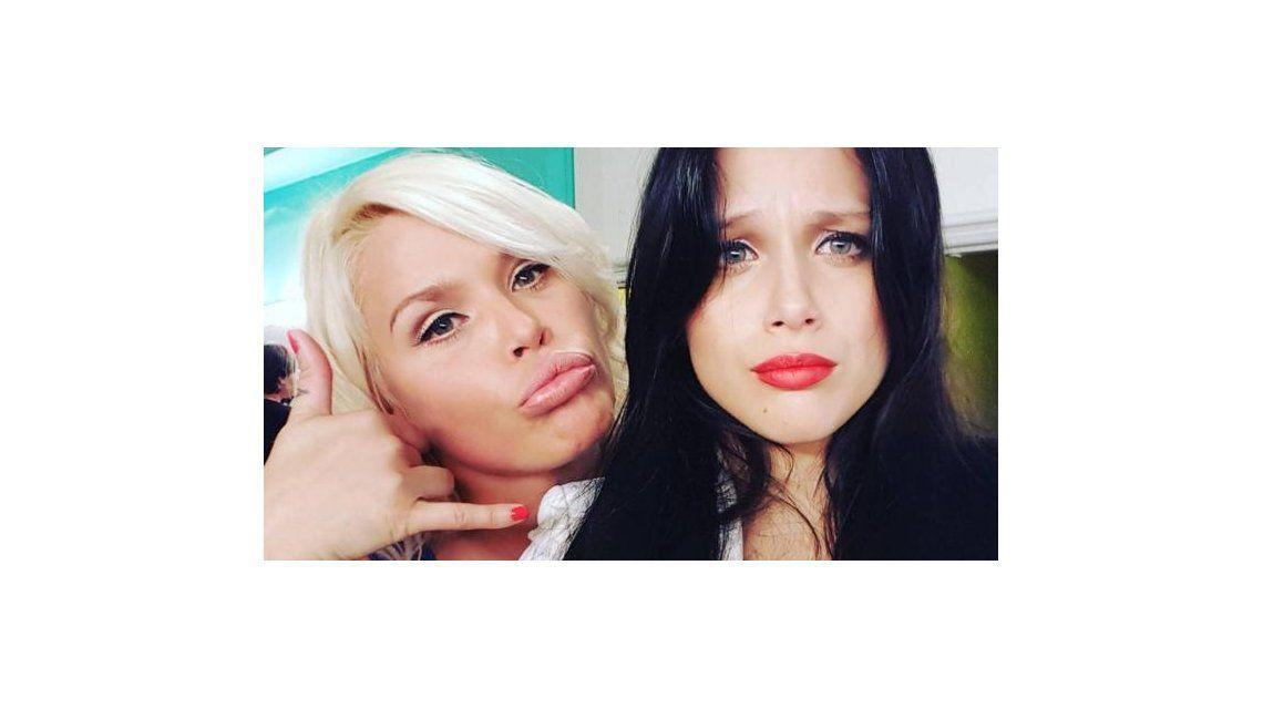 Nazarena Vélez negó que Barbie Vélez evalúe ingresar al Bailando