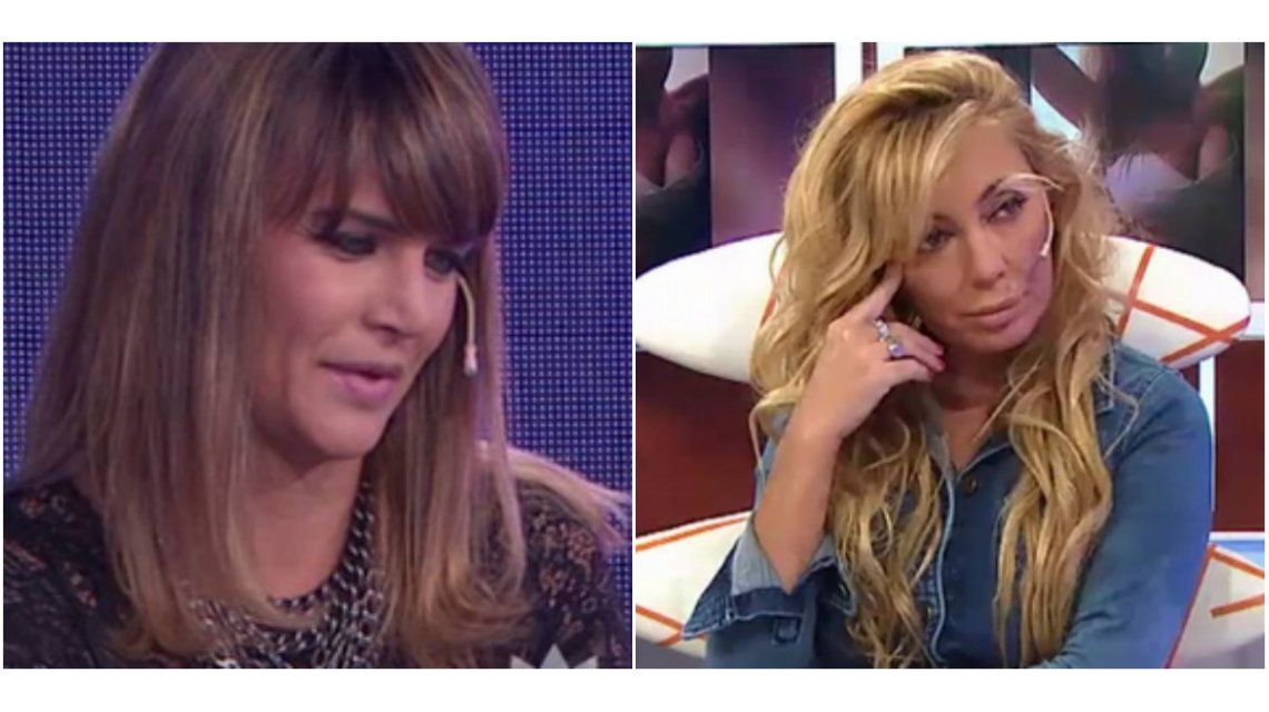 La reacción de Amalia Granata en las redes mientras Paula estaba en TV: palitos para ella e Intrusos