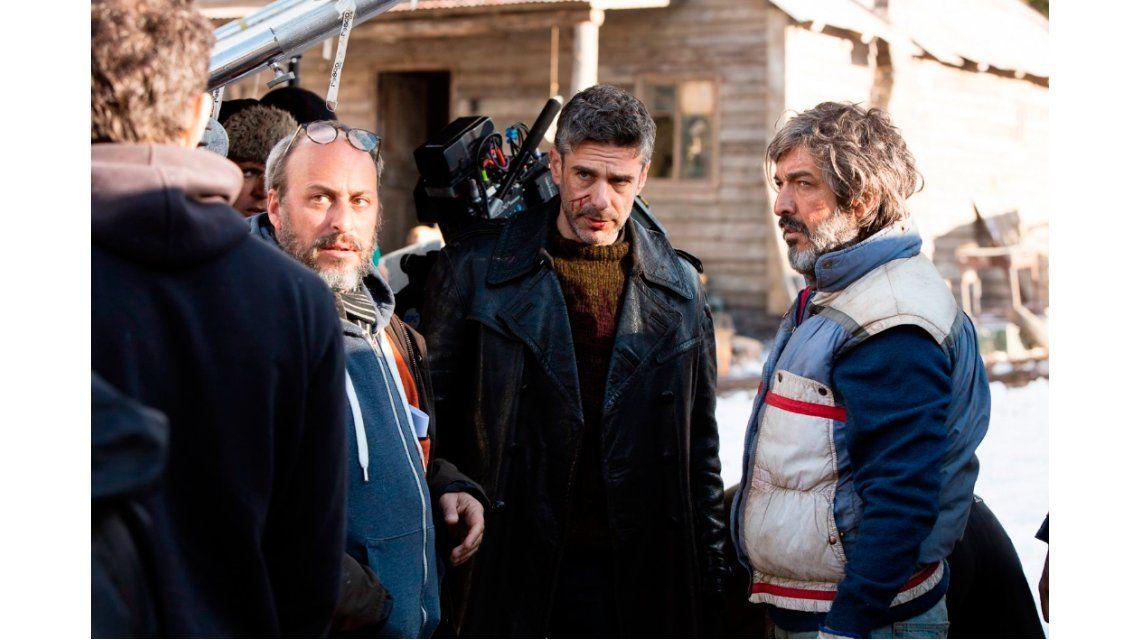 La increíble transformación de Ricardo Darín en un ermitaño para su nueva película