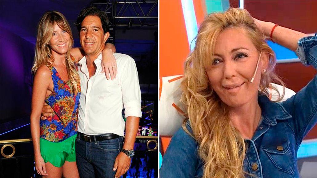 Paula Linda, la amante de Squarzon: Leo estaba dolido por una supuesta infidelidad de Soledad Solaro