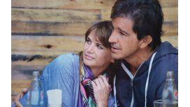 Granata celebró su aniversario con Squarzon pero recordó la infidelidad