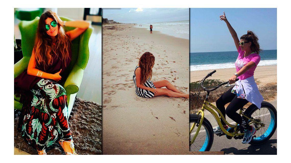 Al estilo Noelia Pompa, Loly Antoniale se fue del país y se instaló en Miami