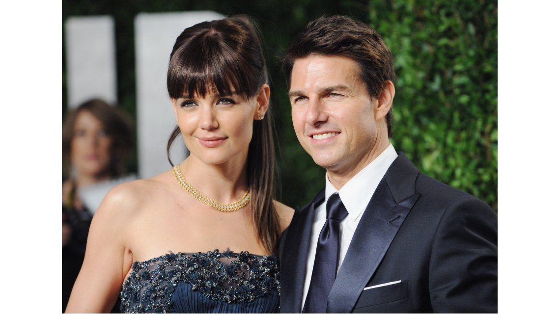 Katie Holmes accedió a una llamativa cláusula para divorciarse de Tom Cruise