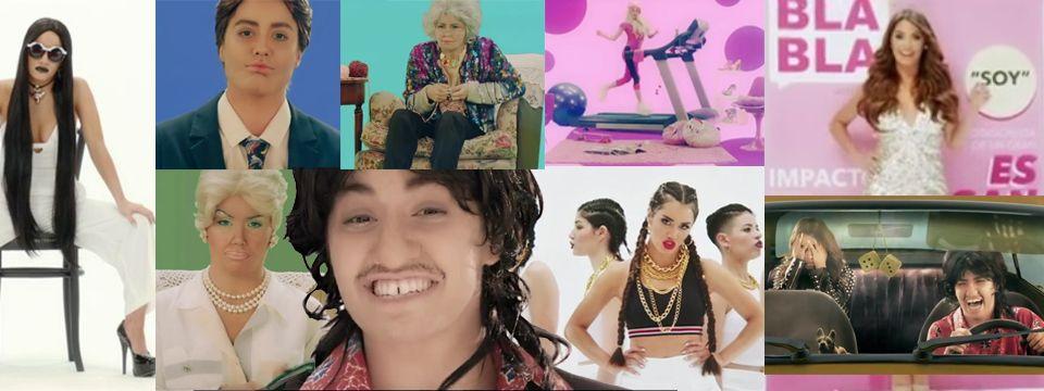 Lali Espósito presentó Boomerang, su nuevo videoclip: mirá sus increíbles transformaciones