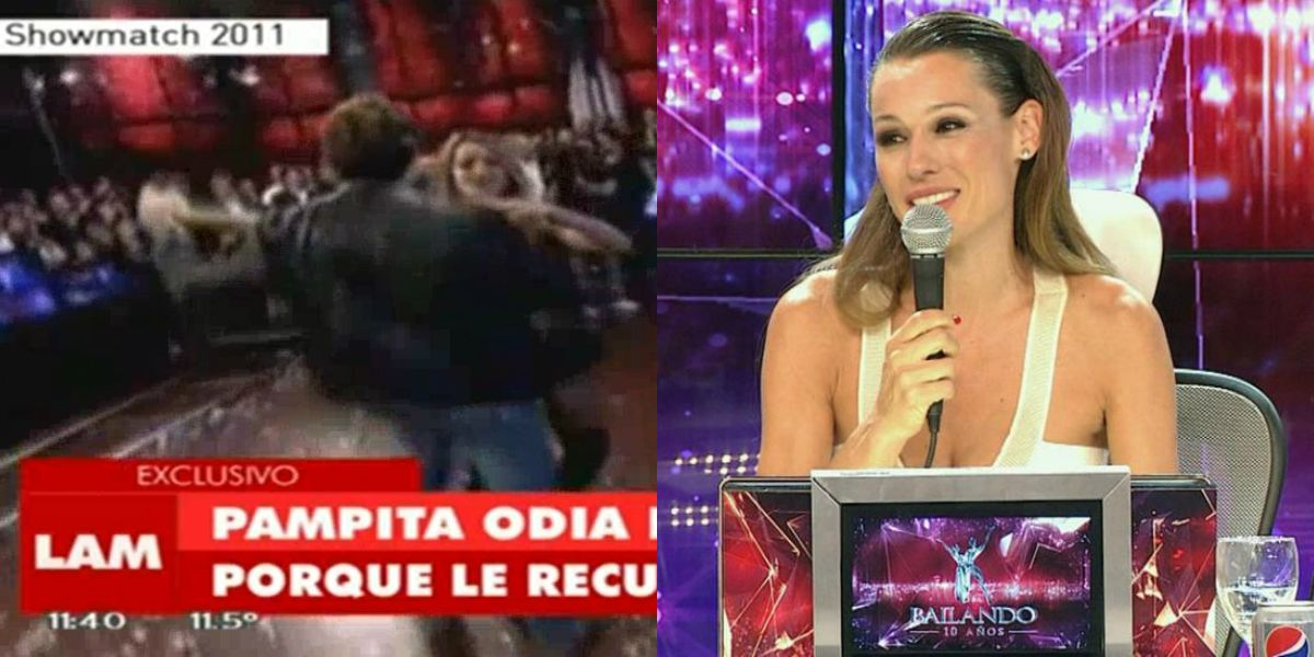 ¿Pampita odia el reggaetón porque le hace acordar a Benjamín Vicuña? Mirá el video