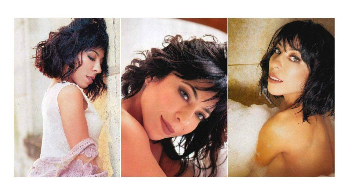La producción hot de Noelia Pompa, que anuncia que se va del país: el motivo