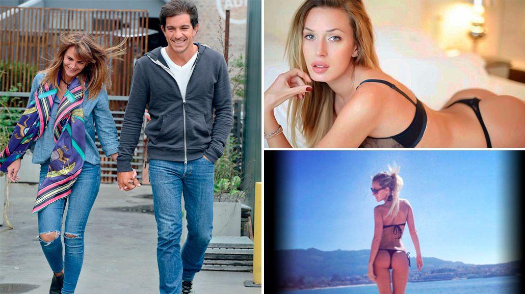Aparecieron chats que demostrarían una nueva infidelidad de la pareja de Amalia Granata
