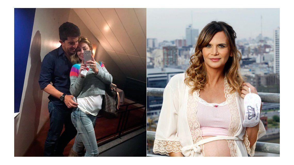 La amante de Leo Squarzon cuestionó que él sea el padre del hijo que espera Amalia Granata