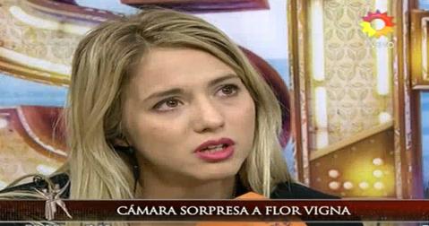 José María Listorti y una filosa cámara oculta a Flor Vigna: ¡angustia y llanto de la concursante!