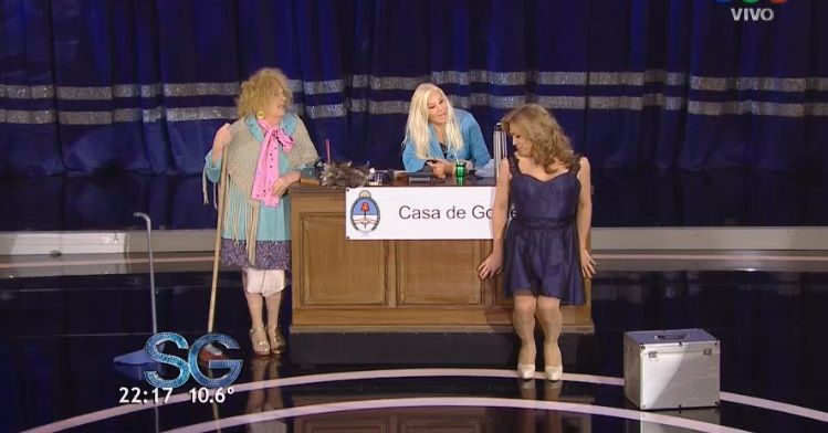 Las confesiones hot de Lizy Tagliani que sorprendieron a Susana Giménez