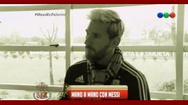 Messi y una revelación sobre las muertes en Time Warp: Llegué lagrimeando a...
