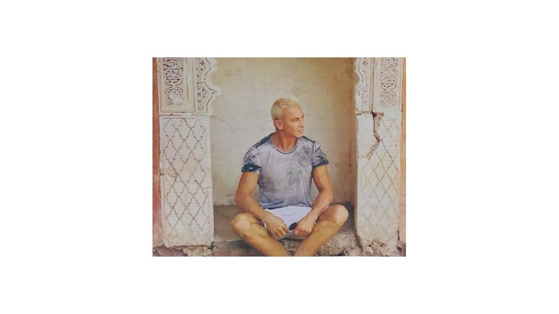 El particular regalo que compró Flavio Mendoza en su exótico viaje por Marruecos