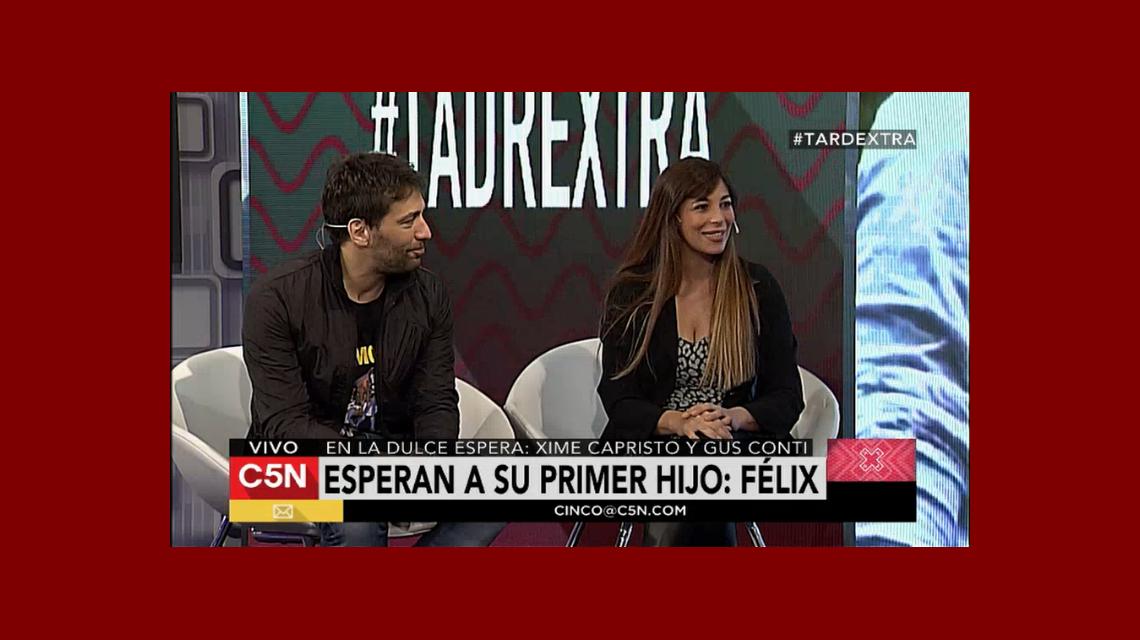 Ximena Capristo, en contra de la moda de los partos naturales: No tengo miedo, lo voy a tener en una clínica