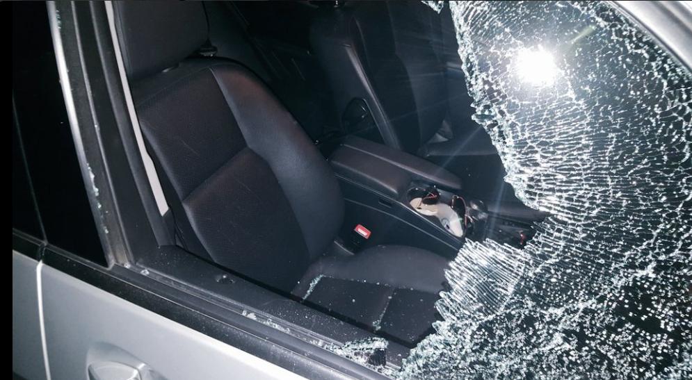 El desesperante pedido de ayuda de Nazarena Vélez tras un violento robo