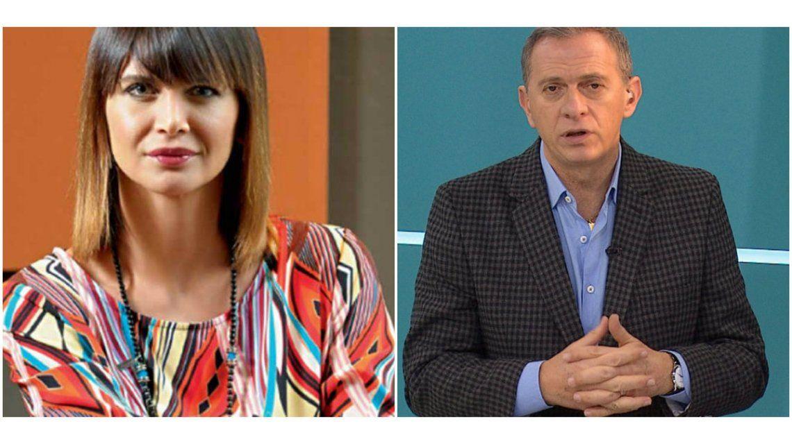 Amalia Granata se cruzó con Marcelo Bonelli por la posible candidatura de ella a diputada: Ser misógino atrasa
