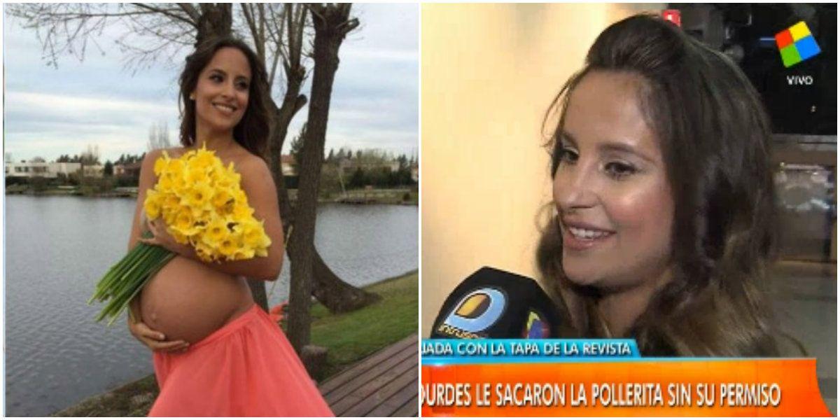Lourdes Sánchez le contestó la ironía al vicedirector de Caras: Imaginate lo importante que es para mí que ni siquiera compré la revista