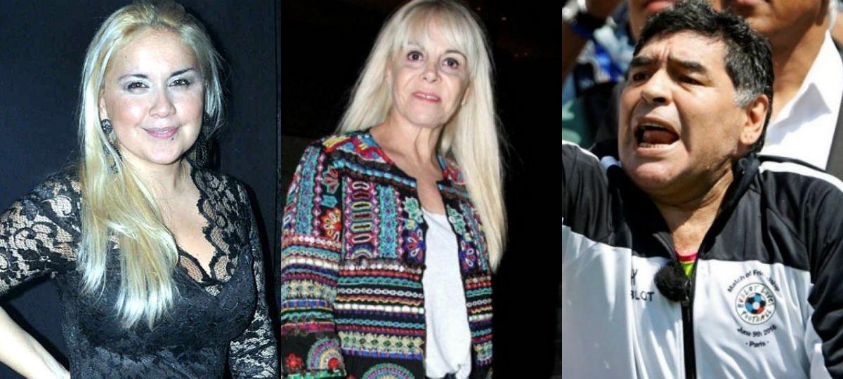 Verónica Ojeda: Opino lo mismo que Claudia, a Diego no le interesa unir a sus hijos