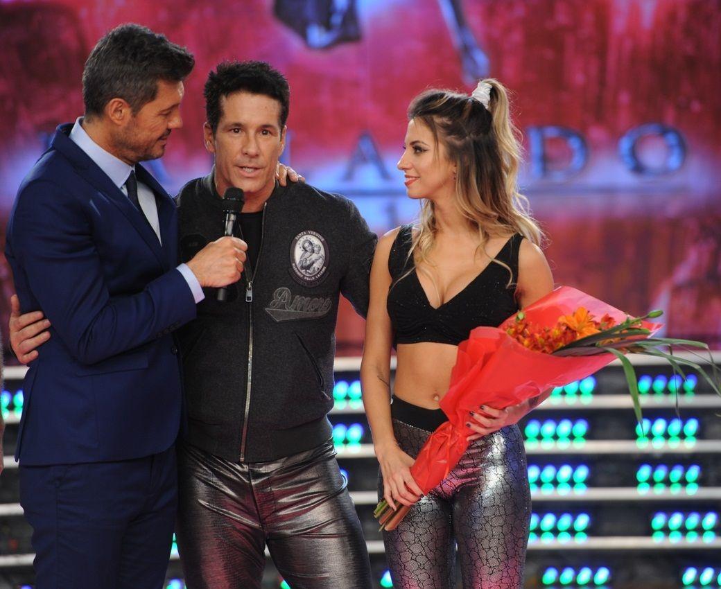 Fernando Carrillo quedó afuera del Bailando tras competir en el teléfono contra los Ruggeri