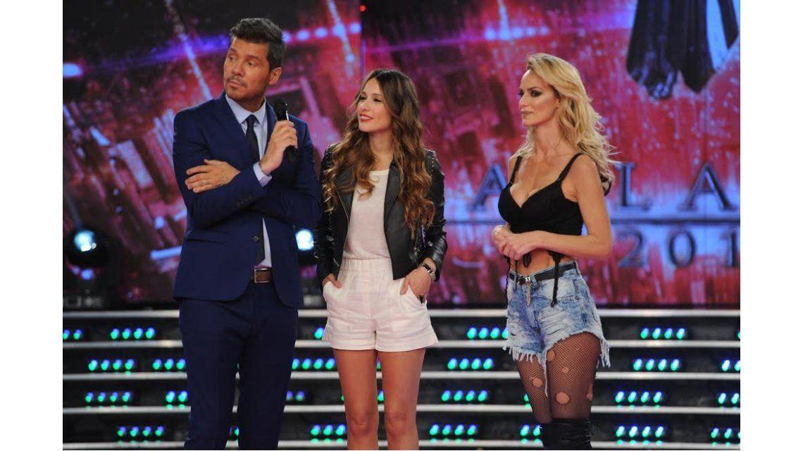 Sabrina Rojas y Pampita se unieron contra el productor enmascarado y terminaron desfilando juntas