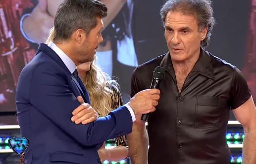 Oscar Ruggeri apuntó contra Carmen y Fede Bal: Yo no tengo una denuncia por maltrato y nadie me dice cómo defender a mi hija