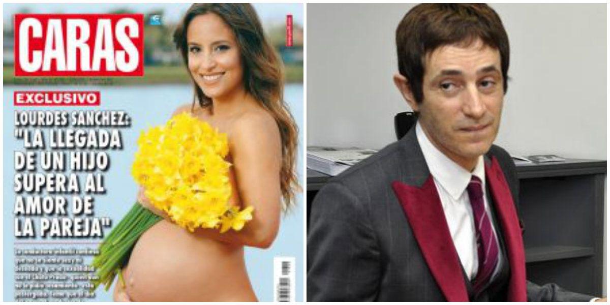 Irónica respuesta desde la revista Caras por el enojo de Lourdes Sánchez