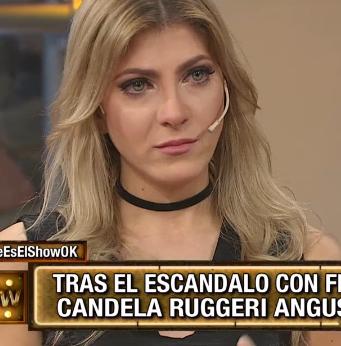 Candela Ruggeri vs. Fede Bal: Él daba a entender que yo llevaba a Barbie por el mal camino