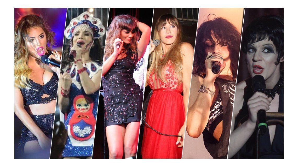 Las actrices argentinas que se abren paso en el mundo de la música