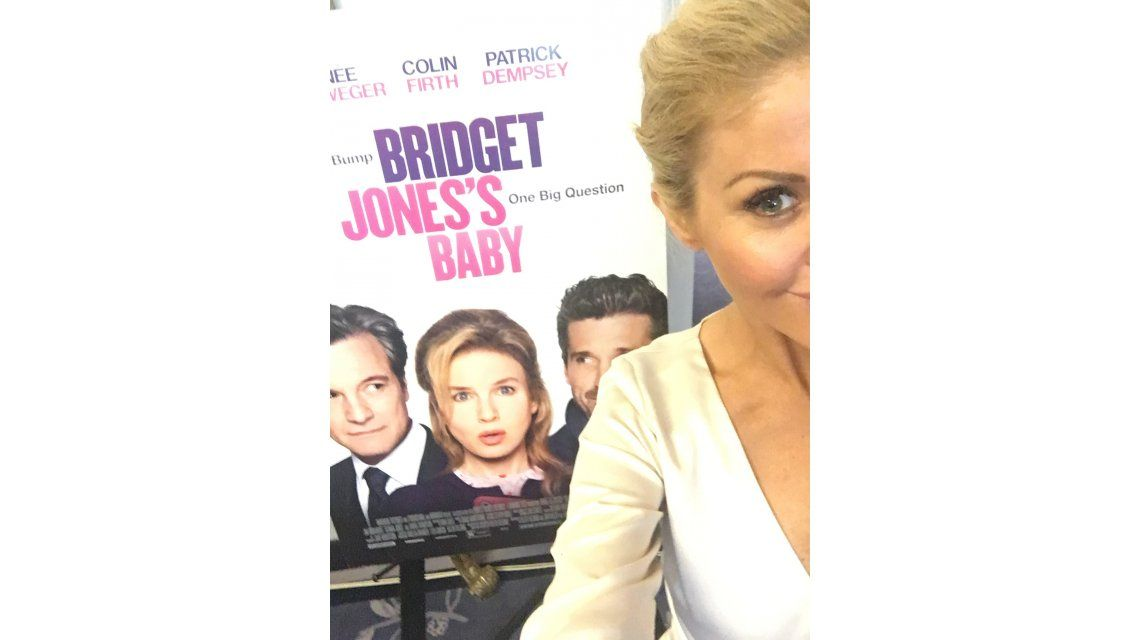 Exclusivo: el adelanto de Bridget Jones 3 con sus protagonistas