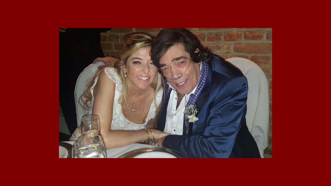 Los videos de la intimidad de la fiesta de casamiento de Cacho Castaña