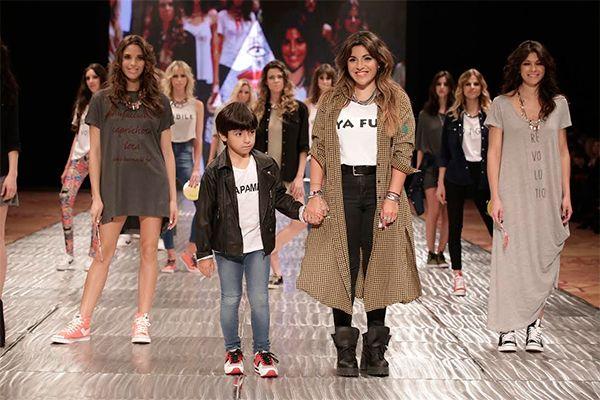 El primer desfile de la marca de Gianinna Maradona: Nunca me colgué del apellido, ahora me quiero desprender