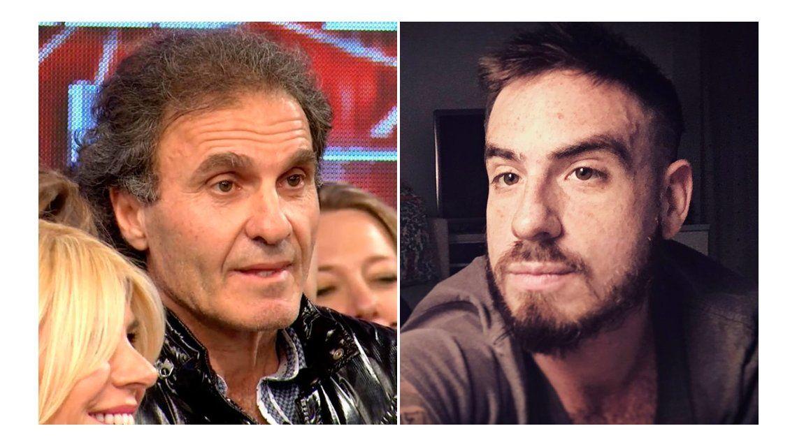 Oscar Ruggeri, enojado con Fede Bal por el tenso momento con Cande: Voy a hablar con él